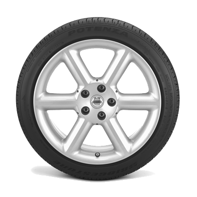 Bridgestone Potenza RE040 RFT large view