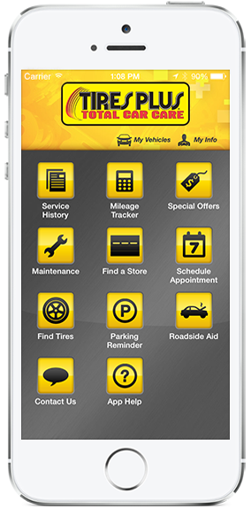Free Car Maintenance App For Android Iphone Tires Plus